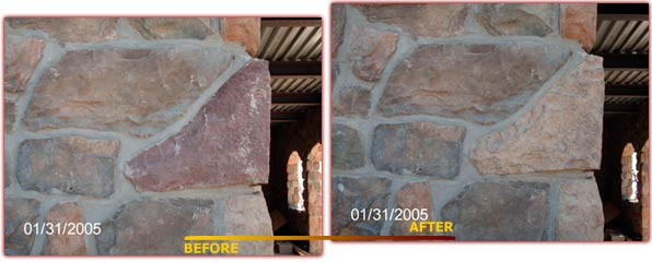 STONE COLOR CORRECTION