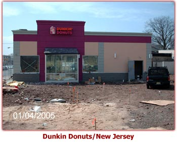 Dunkin Donuts/New Jersey
